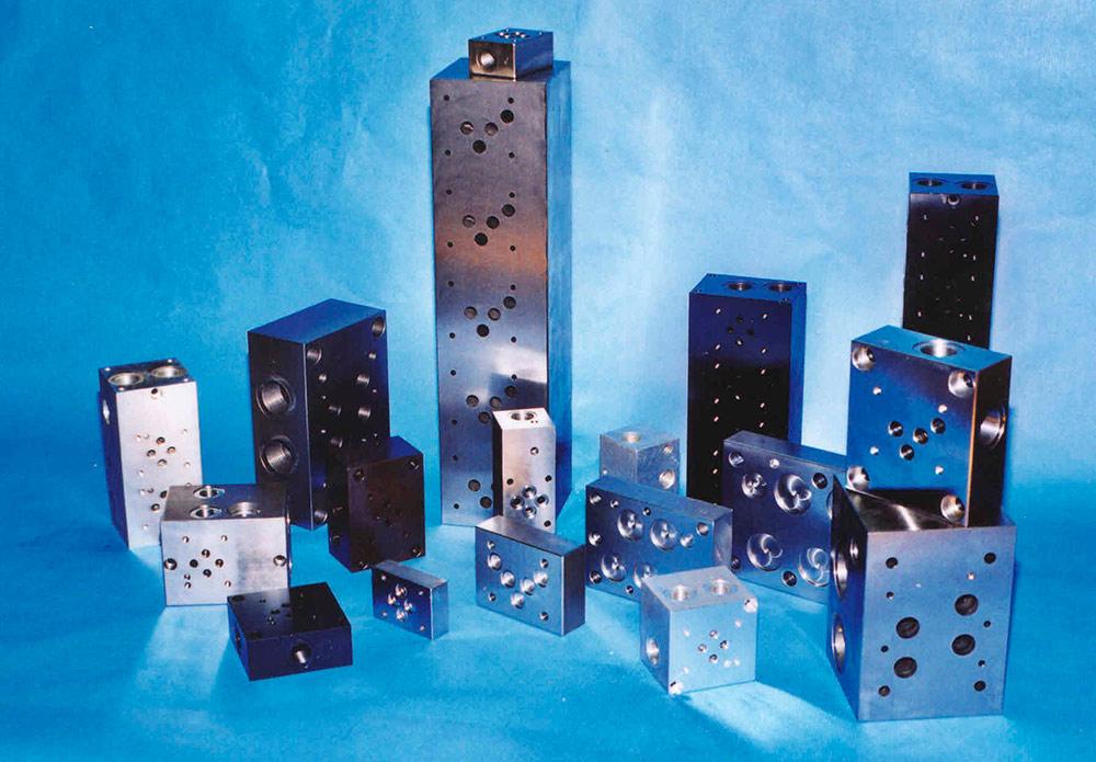 blocs standard hydrauliques
